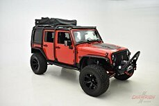 2015 Jeep Wrangler 4WD Unlimited Sport for sale 100931426