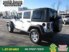2015 Jeep Wrangler 4WD Unlimited Sport for sale 100943448