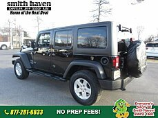 2015 Jeep Wrangler 4WD Unlimited Sport for sale 100943909