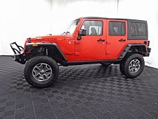 2015 Jeep Wrangler 4WD Unlimited Rubicon for sale 100944254