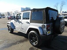 2015 Jeep Wrangler 4WD Unlimited Sahara for sale 100946377