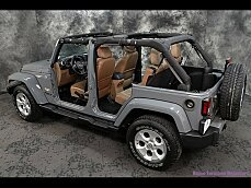 2015 Jeep Wrangler 4WD Unlimited Sahara for sale 100946869