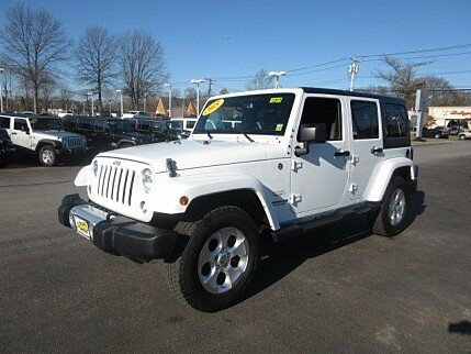 2015 Jeep Wrangler 4WD Unlimited Sahara for sale 100947013