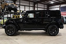 2015 Jeep Wrangler 4WD Unlimited Sahara for sale 100954361