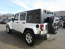 2015 Jeep Wrangler 4WD Unlimited Sahara for sale 100966319