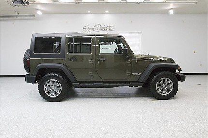 2015 Jeep Wrangler 4WD Unlimited Rubicon for sale 100968715