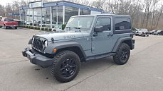 2015 Jeep Wrangler 4WD Sport for sale 100969241