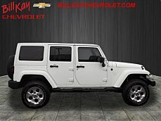 2015 Jeep Wrangler 4WD Unlimited Sahara for sale 100971084