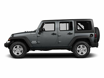 2015 Jeep Wrangler 4WD Unlimited Sport for sale 100971089