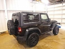 2015 Jeep Wrangler 4WD Sport for sale 100973044