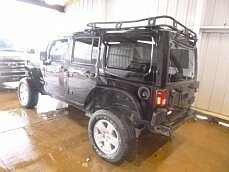 2015 Jeep Wrangler 4WD Unlimited Sahara for sale 100973060