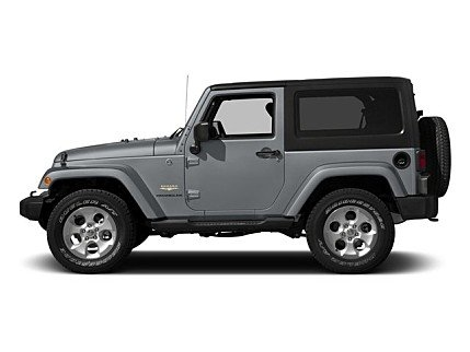 2015 Jeep Wrangler 4WD Sport for sale 100981090