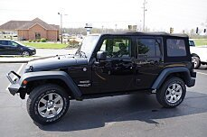 2015 Jeep Wrangler 4WD Unlimited Sport for sale 100981258
