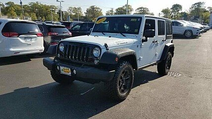 2015 Jeep Wrangler 4WD Unlimited Sport for sale 100986058