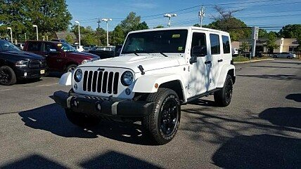 2015 Jeep Wrangler 4WD Unlimited Sahara for sale 100988583