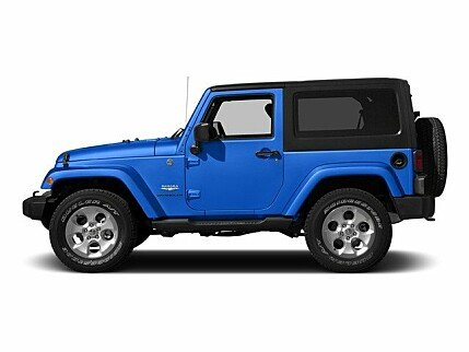 2015 Jeep Wrangler 4WD Sahara for sale 100988589