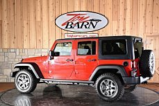 2015 Jeep Wrangler 4WD Unlimited Rubicon for sale 100989065