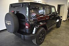 2015 Jeep Wrangler 4WD Unlimited Sahara for sale 100989493