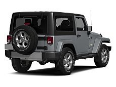 2015 Jeep Wrangler 4WD Sport for sale 100989838