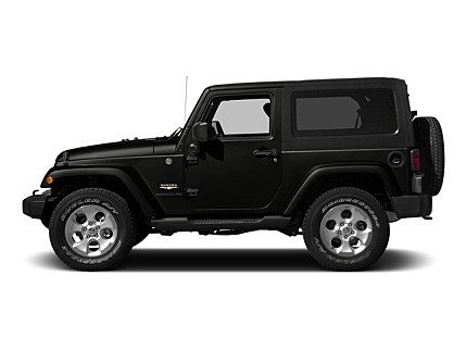 2015 Jeep Wrangler 4WD Sport for sale 100989974