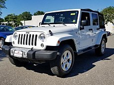 2015 Jeep Wrangler 4WD Unlimited Sahara for sale 101002033