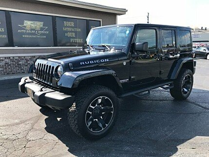 2015 Jeep Wrangler 4WD Unlimited Rubicon for sale 101002287