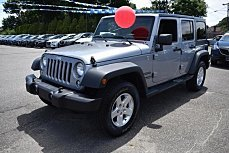 2015 Jeep Wrangler 4WD Unlimited Sport for sale 101004284