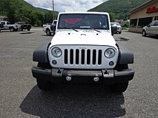 2015 Jeep Wrangler 4WD Unlimited Rubicon for sale 101005237