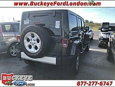 2015 Jeep Wrangler 4WD Unlimited Sahara for sale 101005488