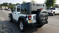2015 Jeep Wrangler 4WD Unlimited Sahara for sale 101017172