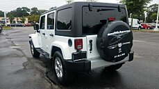 2015 Jeep Wrangler 4WD Unlimited Sahara for sale 101017178