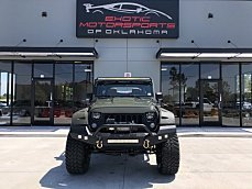 2015 Jeep Wrangler 4WD Unlimited Rubicon for sale 101020684