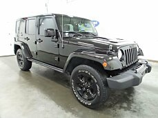 2015 Jeep Wrangler 4WD Unlimited Sahara for sale 101025685