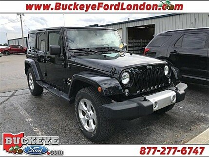 2015 Jeep Wrangler 4WD Unlimited Sahara for sale 101026541