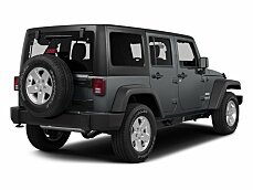 2015 Jeep Wrangler 4WD Unlimited Sahara for sale 101029607