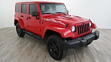 2015 Jeep Wrangler 4WD Unlimited Sahara for sale 101032332