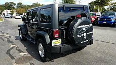 2015 Jeep Wrangler 4WD Unlimited Sport for sale 101045659