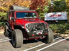 2015 Jeep Wrangler 4WD Unlimited Sport for sale 101055577