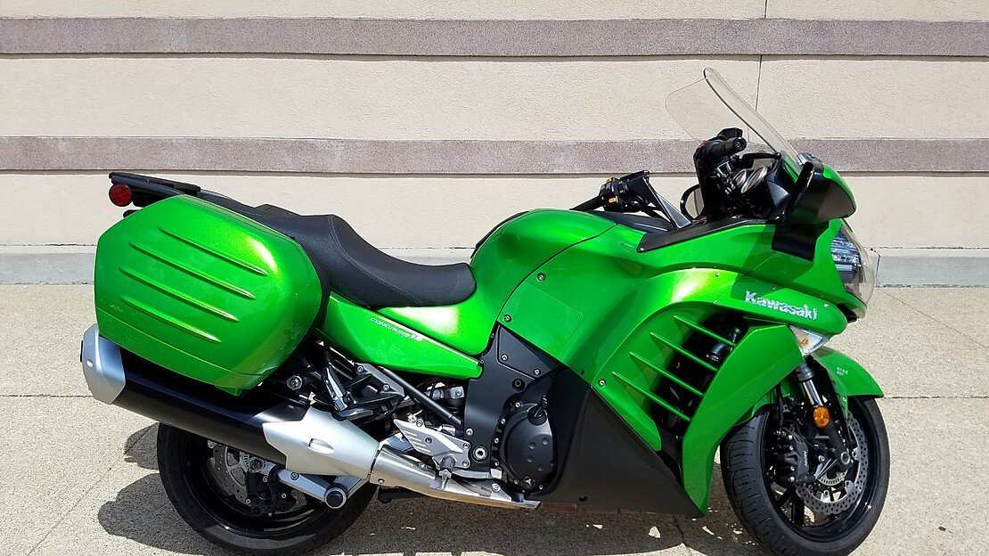 2015 Kawasaki Concours 14 for sale 200583067
