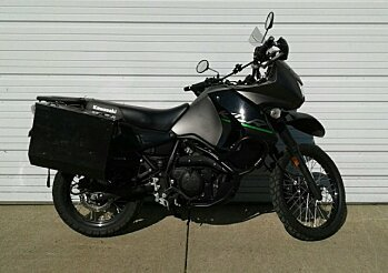 2015 Kawasaki KLR650 for sale 200489263