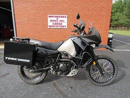 2015 Kawasaki KLR650 for sale 200633709