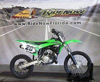 2015 Kawasaki KX100 for sale 200628026