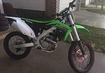 2015 Kawasaki KX250F for sale 200478269