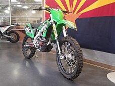 2015 Kawasaki KX250F for sale 200622543