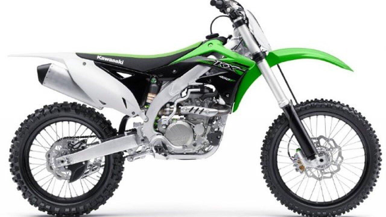2015 Kawasaki KX450F for sale 200377113