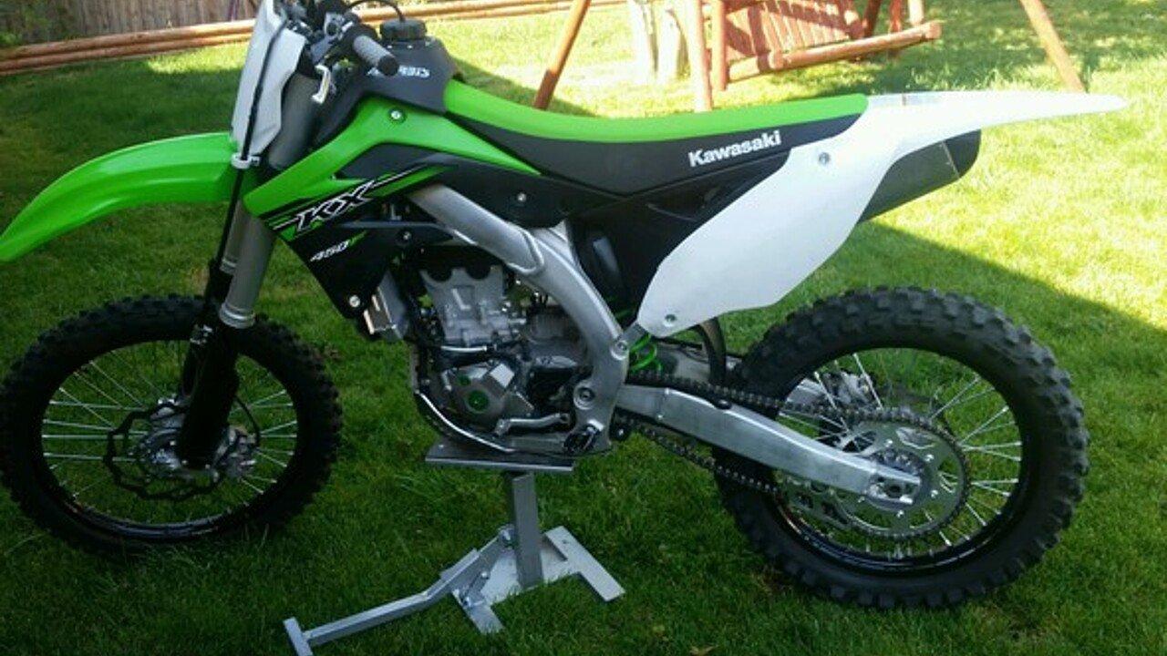 2015 Kawasaki KX450F for sale 200493165
