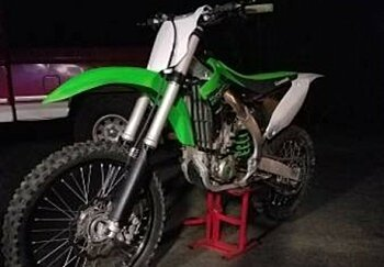 2015 Kawasaki KX450F for sale 200522621