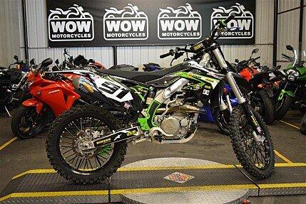 2015 Kawasaki KX450F for sale 200518533