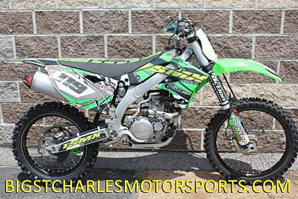 2015 Kawasaki KX450F for sale 200578055