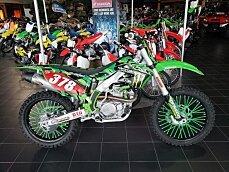 2015 Kawasaki KX450F for sale 200588053
